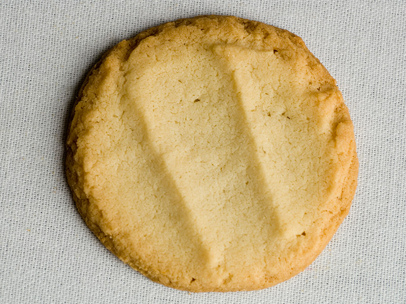 Old School Butter Cookie